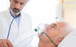 Lao phổi thường gây ra các biến chứng liên quan đến suy hô hấp