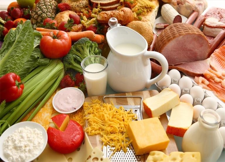 Chế độ dinh dưỡng dành cho người bị viêm trợt hang vị
