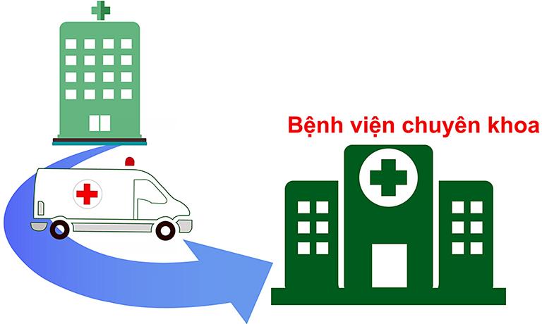 Các bệnh viện lớn, các cơ sở y tế chuyên khoa luôn là lựa chọn hàng đầu của hầu hết người bệnh