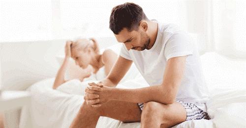 Rối loạn cương dương khi quan hệ lần đầu là tình trạng khá phổ biến ở nam giới hiện nay