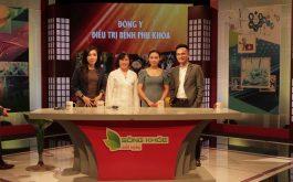 Chương trình Sống khỏe mỗi ngày giới thiệu phương pháp chữa bệnh phụ khoa của bác sĩ Đỗ Thanh Hà