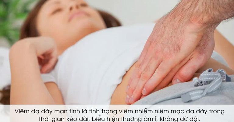 Người bệnh cần đi thăm khám để bác sĩ chẩn đoán và có hướng điều trị phù hợp