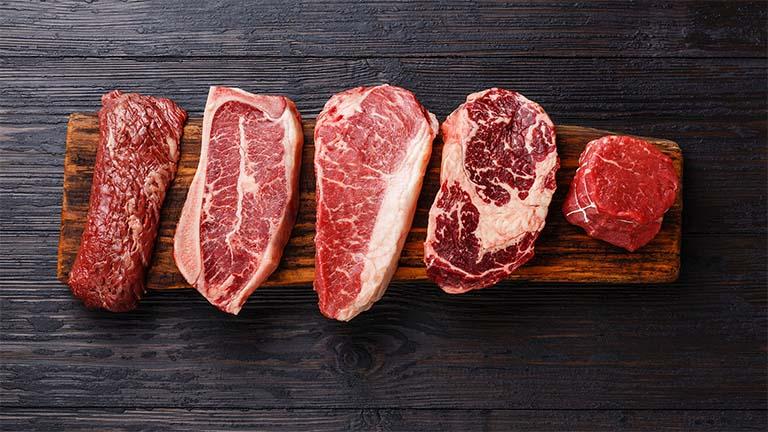 Bị men gan cao ăn thịt bò được không? - Chuyên gia giải đáp thắc mắc
