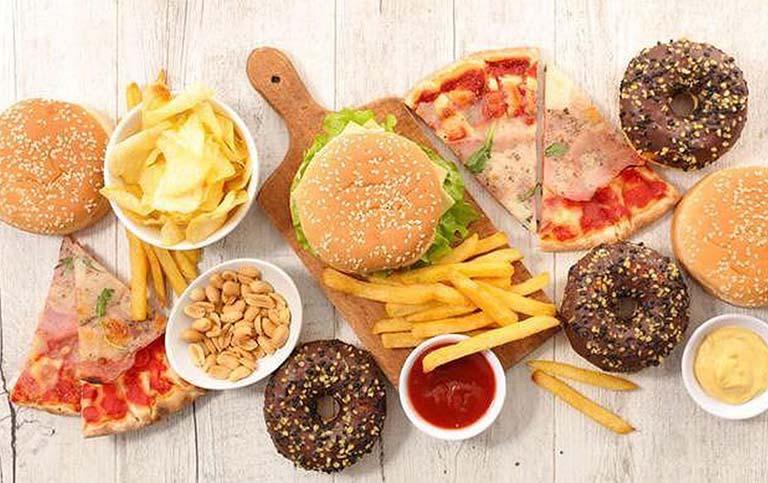 men gan cao kiêng ăn gì