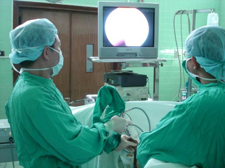 Phẫu thuật u xơ tiền liệt tuyến chứa nhiều rủi ro