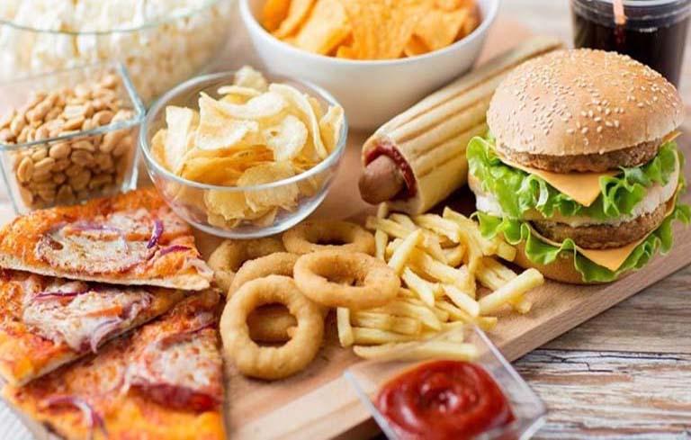 Người bị rối loạn tiền đình nên kiêng thực phẩm giàu chất béo