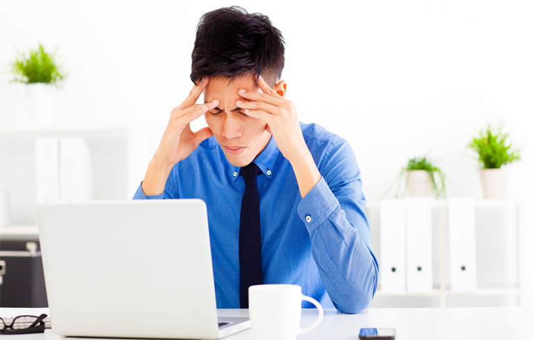 Biểu hiện của bệnh rối loạn tiền đình ở nam giới