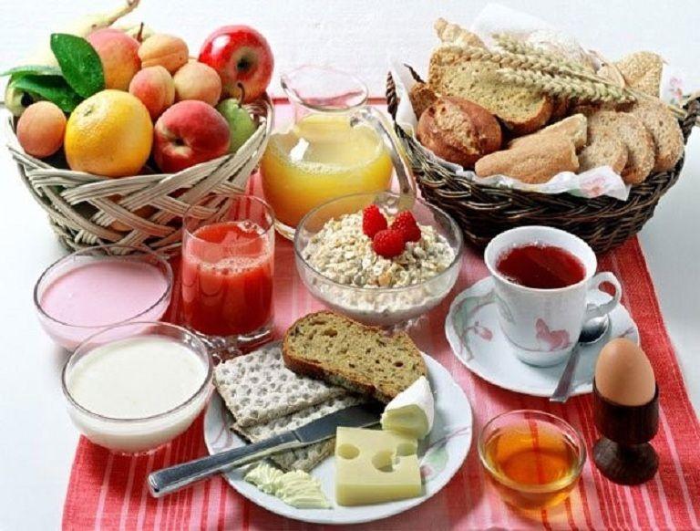 Bữa sáng quan trọng như thế nào đối với người đau dạ dày