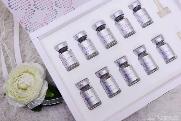 Sản phẩm tế bào gốc Elravie là một sản phẩm trị nám là một sản phẩm của hãng Humedix của Nhật Bản