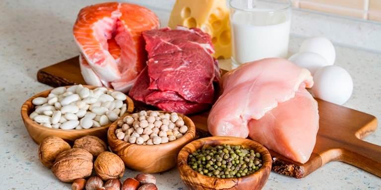 Thực phẩm protein tốt cho người bị viêm dạ dày