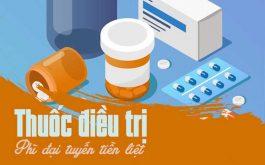 Thuốc đặc trị phì đại tiền liệt tuyến là sự kết hợp của nhiều loại thuốc điều trị các triệu chứng bệnh