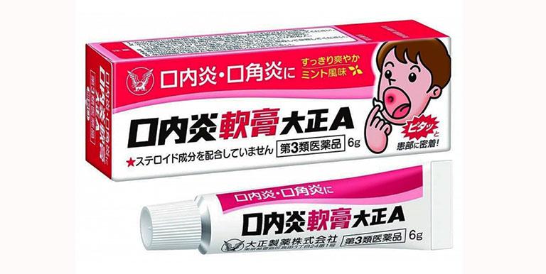 Kem bôi Taiso sẽ giúp cho các bé yêu của bạn cải thiện các triệu chứng đau rát khó chịu khi bị nhiệt miệng