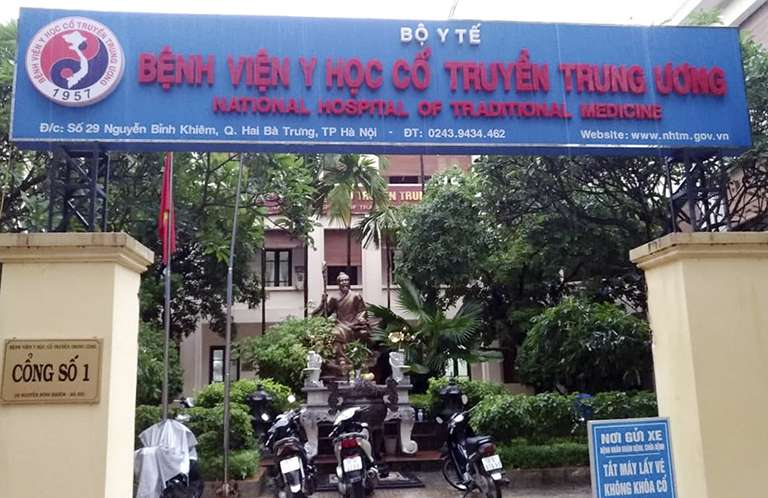Bệnh viện y học cổ truyền Trung ương chữa dị ứng bằng YHCT chất lượng hàng đầu nước ta