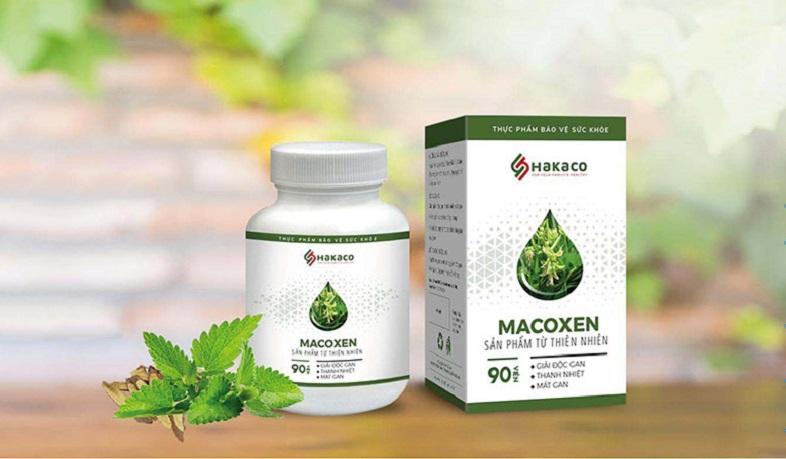 Sản phẩm macoxen - Thuốc trị nổi mề đay mẩn ngứa