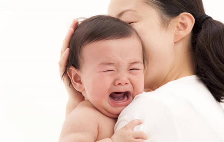 Viêm phế quản ở trẻ nhỏ