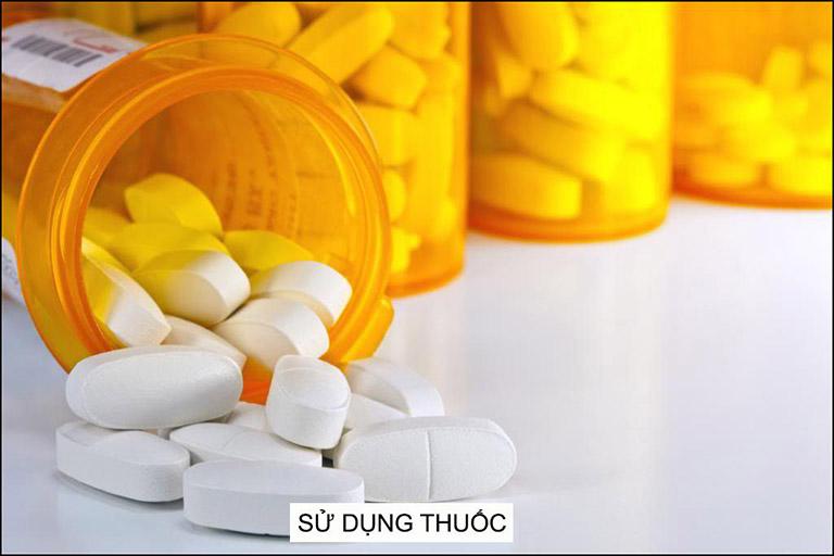 Sử dụng thuốc tây điều trị viêm tắc vòi trứng
