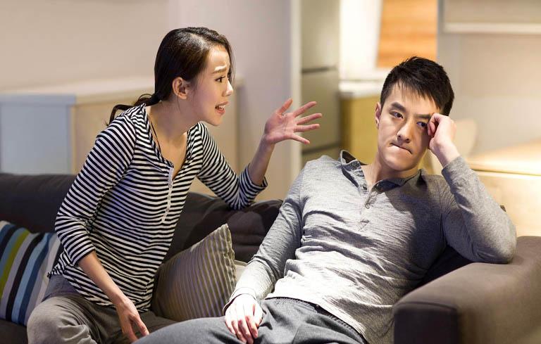 Vợ chồng lục đục, hạnh phúc gia đình tan vỡ chỉ vì bệnh phụ khoa