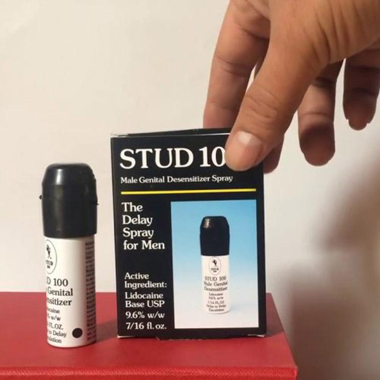 Stud 100 là thuốc chống xuất tinh sớm bán chạy vì hiệu quả nhanh chóng, tiện lợi