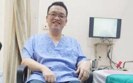 Bác sĩ Đào Đình Thi - bác sĩ chữa viêm họng giỏi tại Hà Nội