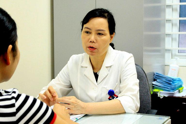 PGS.TS.BS Phan Thị Hoài An