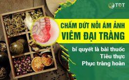 VTV2 giới thiệu bài thuốc chữa viêm đại tràng