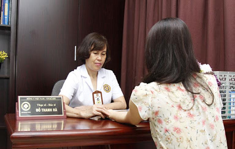 Bác sĩ Thanh Hà và bài thuốc điều trị đau bụng kinh nhận được rất nhiều tình cảm cũng như phản hồi tích cực từ phía bệnh nhân