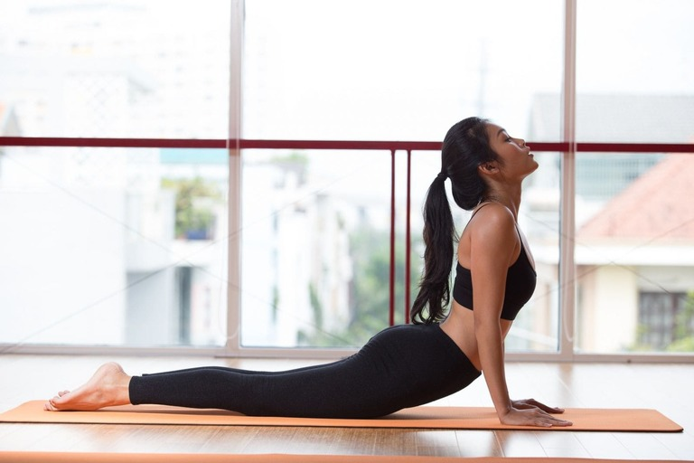 tập yoga cho người bị gai cột sống