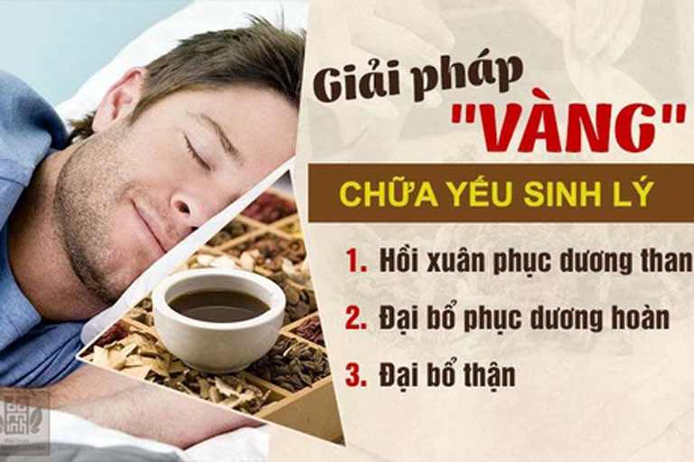 Bài thuốc chữa mộng tinh, di tinh của nhà thuốc Đỗ Minh Đường