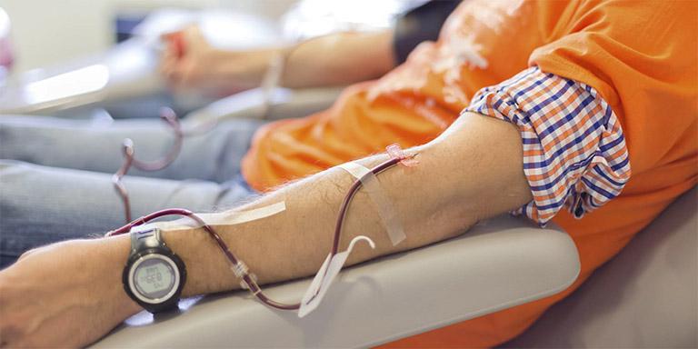 Bị viêm gan B có thể hiến máu cho người khác? - Giải đáp thắc mắc