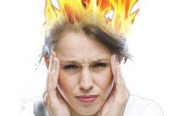 Bốc hỏa tiền mãn kinh là hiện tượng phổ biến ở nữ giới giai đoạn này