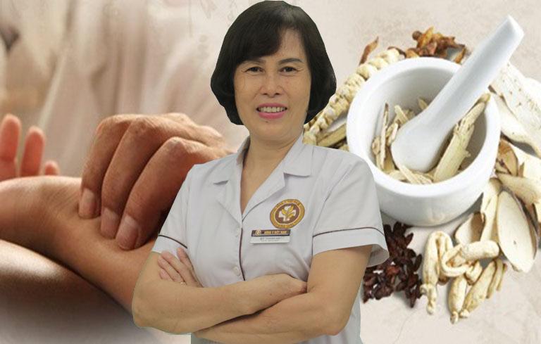 Các bác sĩ, chuyên gia nhiều năm kinh nghiệm về YHCT cũng  đánh giá cao về phương pháp cũng như bài thuốc của bác  sĩ Thanh Hà