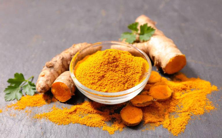 """Nghệ vàng còn được mệnh danh là vị thuốc """"khắc tinh"""" của các chứng bệnh viêm đau dạ dày"""
