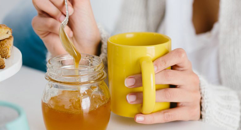 Cách chữa viêm loét dạ dày bằng mật ong