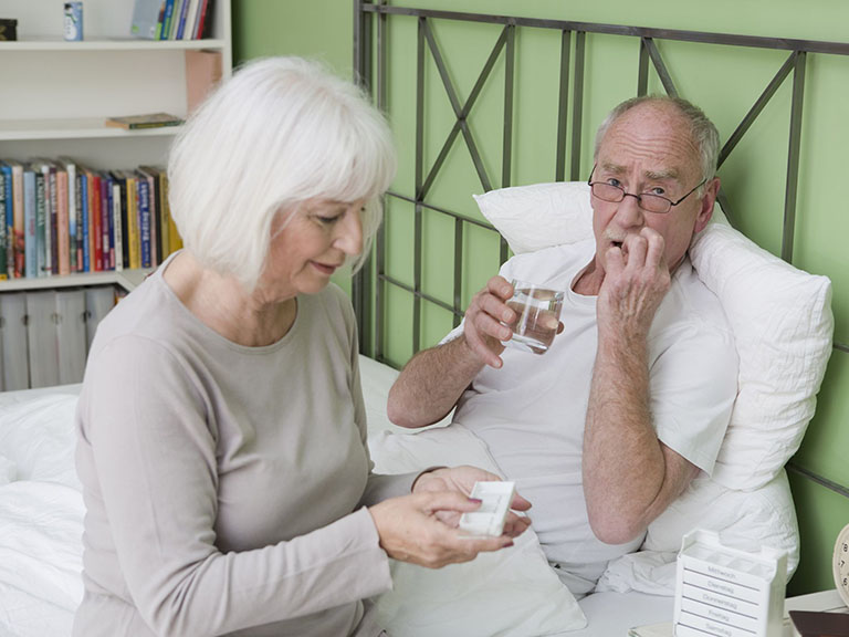 chăm sóc bệnh nhân xơ gan