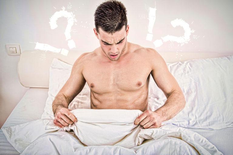 Nam giới bị rối loạn cương dương nên điều trị sớm