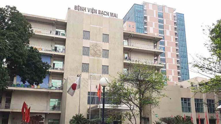 Khoa Thần kinh trực thuộc bệnh viện Bạch Mai - Địa chỉ khám và điều trị bệnh đau dây thần kinh liên sườn đáng tin cậy