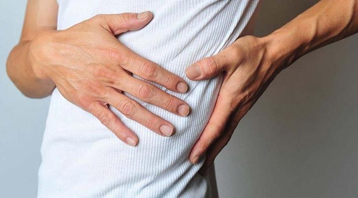 Đau dây thần kinh liên sườn gây ra các cơn đau nhức kéo dài ảnh hưởng đến đời sống của người bệnh