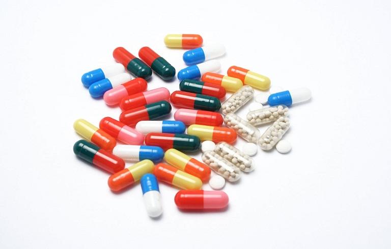 Điều trị bệnh lý đại tràng sigma bằng thuốc Tây
