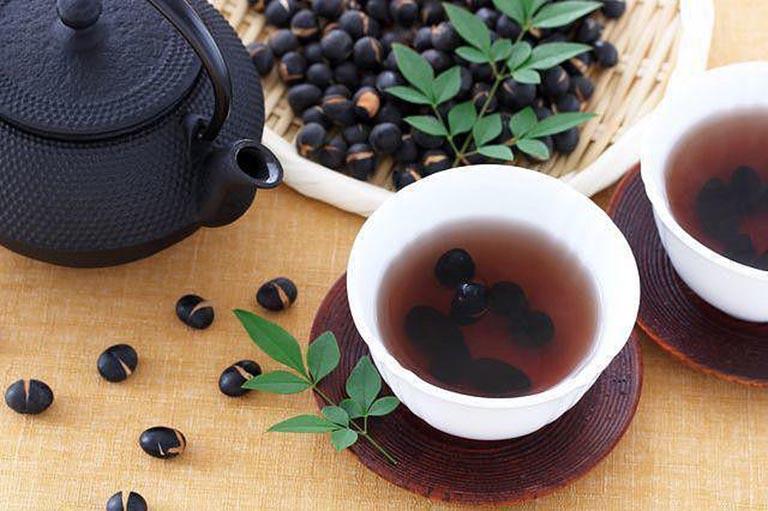 Trà đỗ đen là thức uống có tác dụng làm mát gan, thanh nhiệt giải độc và làm giảm chất béo trong gan
