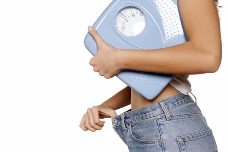 Tiến hành giảm cân hợp lý khoa học giúp phòng tránh tình trạng đau thượng vị