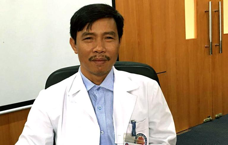 Bác sĩ Cao Minh Thành
