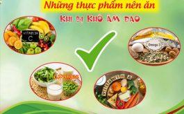 Khô vùng kín nên ăn gì để gia tăng ham muốn