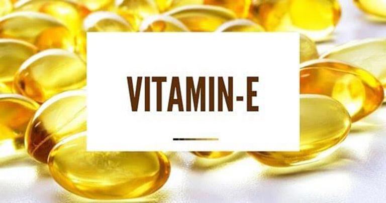 Vitamin E có nhiều tác dụng tốt cho sức khỏe đặc biệt là tăng sinh nội tiết tố estrogen