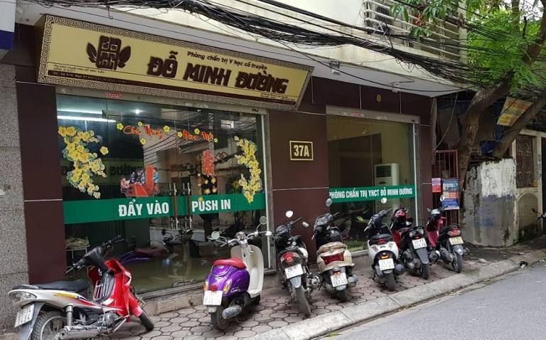 Nhà thuốc Đỗ Minh Đường - địa chỉ chữa suy thận uy tín cho mọi người