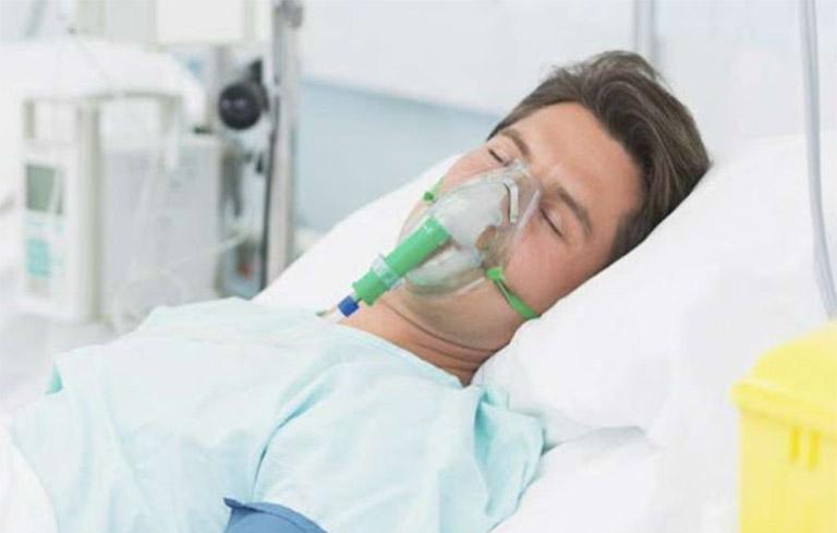 Nguyên nhân gây bệnh viêm phổi hít
