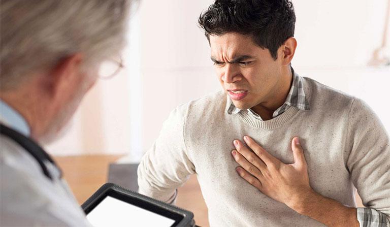 Ợ hơi ợ chua là bệnh gì
