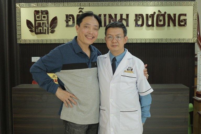 NSƯT Minh Tuấn cải thiện sức khỏe sinh lý nhờ Đỗ Minh Đường