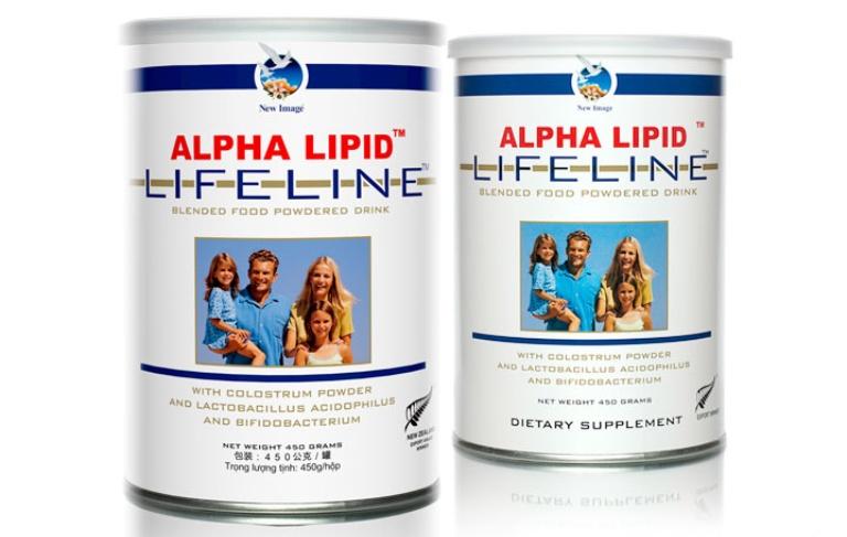 Sữa non Alpha lipid có nguồn gốc từ New Zealand rất tốt đối với người bị gout