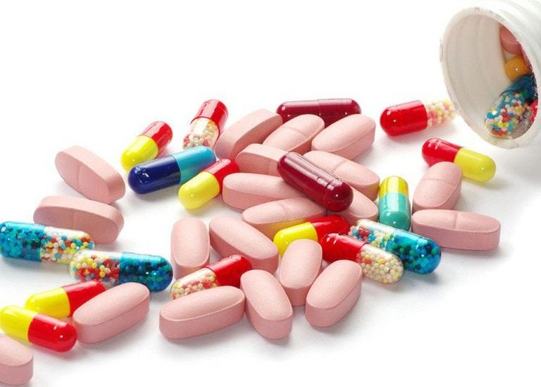 Những tác dụng phụ khi dùng thuốc Tây điều trị viêm đại tràng