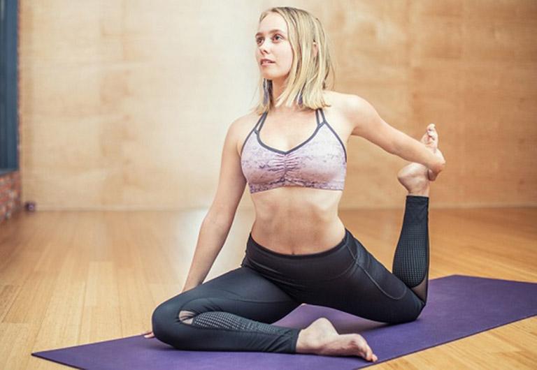 Tăng cường luyện tập giúp phòng tránh nguy cơ vẹo xương sống